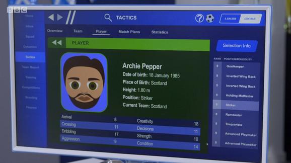 Football Manager 2 Still