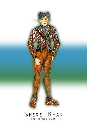 Shere Khan Costume