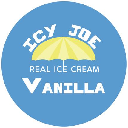 Ice Cream Label Lid