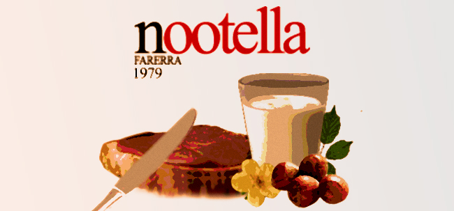 Nootella Vintage Label