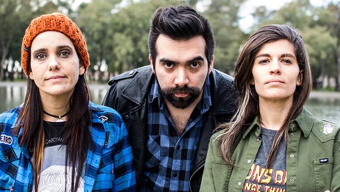 "Show ""electro folklórico"" de Eruca Sativa"
