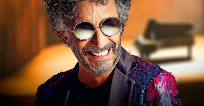 Fito Páez tocará en el emblemático Dolby Theatre