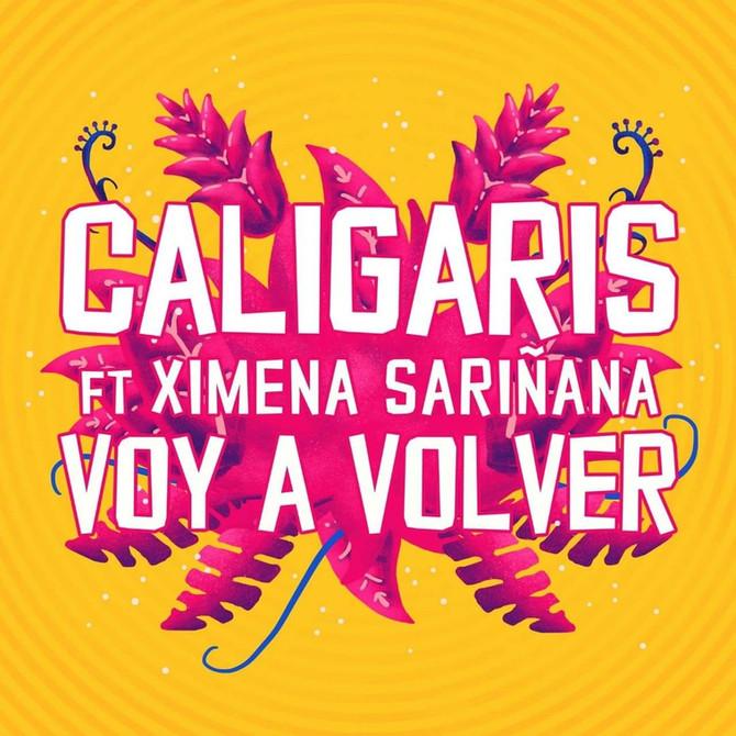 Mirá el nuevo vídeo de Los Caligaris con Ximena Sariñana