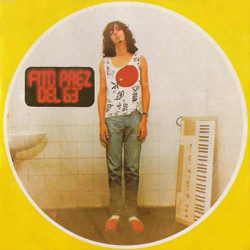 """""""Del 63"""", de Fito Páez, cumple 35 años"""