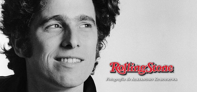 Andrés Calamaro en Rolling Stone Argentina