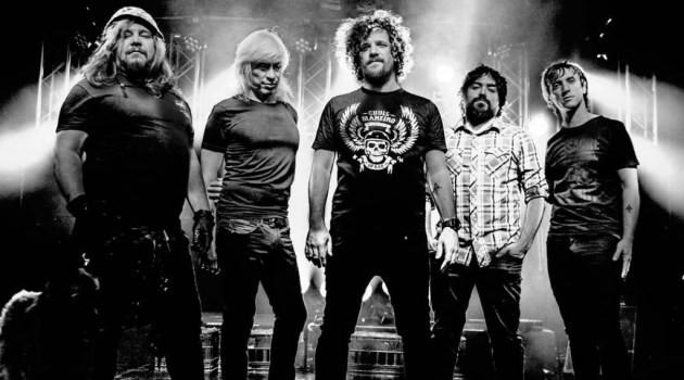 Massacre reabrió el escenario de la histórica Capilla del Rock donde debutaron hace 30 años