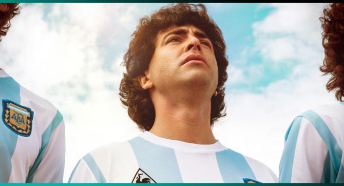 Salió el primer trailer de 'Maradona: Sueño Bendito'