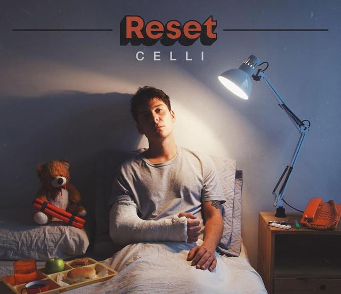 Celli debuta con su álbum 'Resert' y nuevo vídeo
