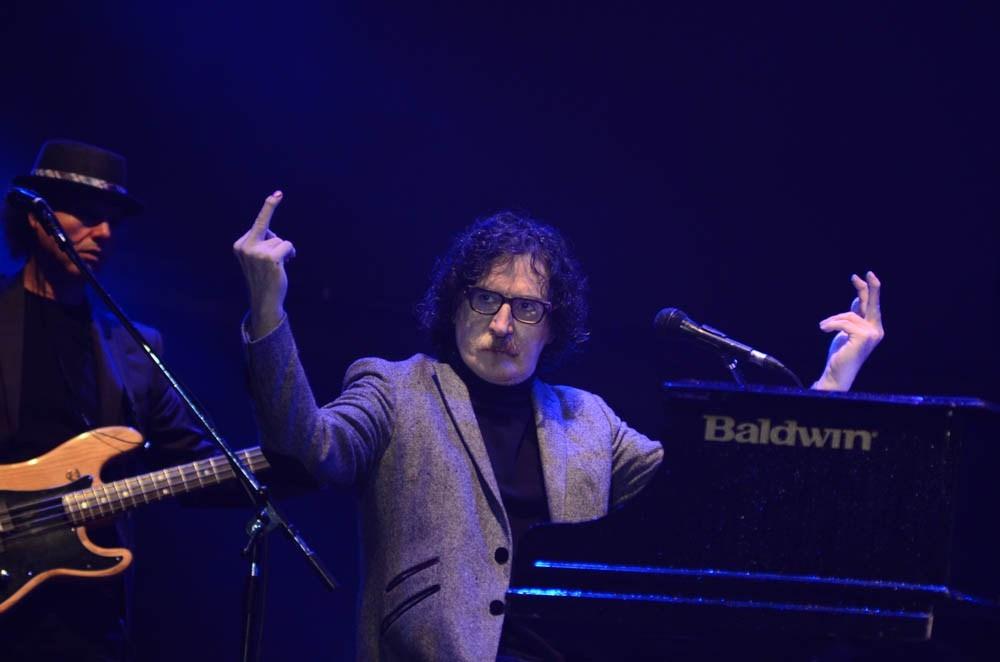 Charly García en Cosquín Rock 2014