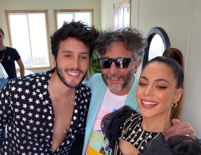 Así fue el show de Fito Páez, Anitta, Sebastián Yatra y Tini Stoessel en la final de la Copa Liberta