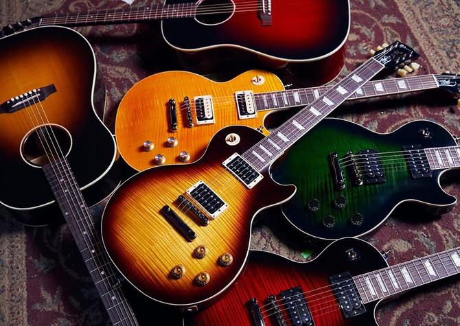 Gibson ofrece clases de guitarra gratis