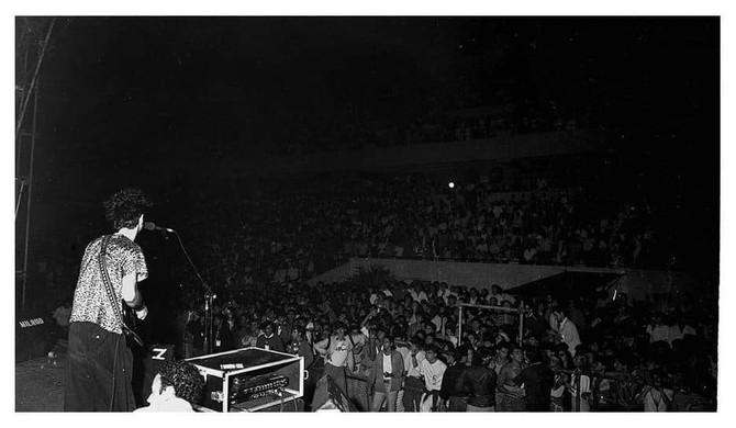 A 36 años del primer show de Soda Stereo a Córdoba