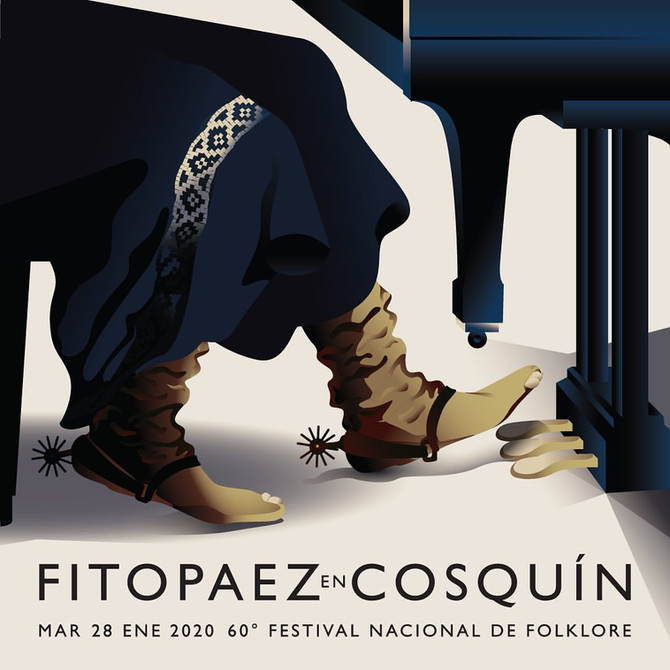 Fito Paez actuará en el Festival de Folklore de Cosquín