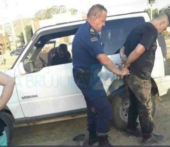 Ricardo Iorio, en problemas con la policía