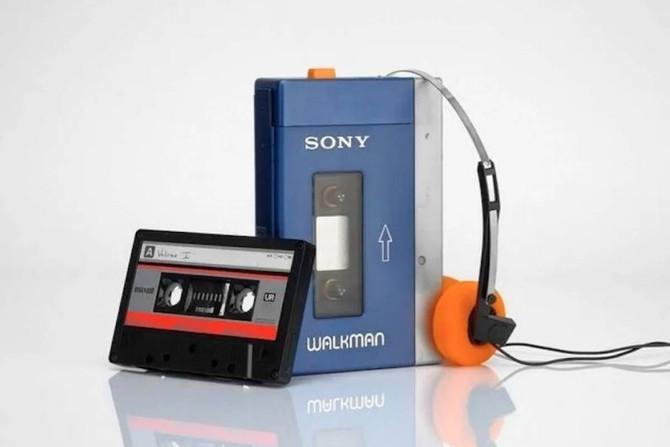 Regresa a nosotros el querido Walkman
