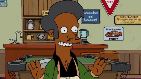 Los Simpson: Apu se queda sin voz