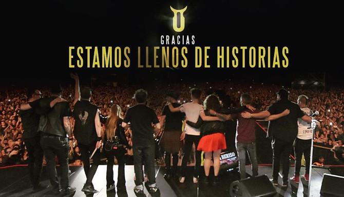 La Beriso estrenará su documental 'estamos llenos de historia' en YouTube
