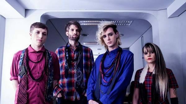 Benito Cerati lanzó nuevo disco con su banda