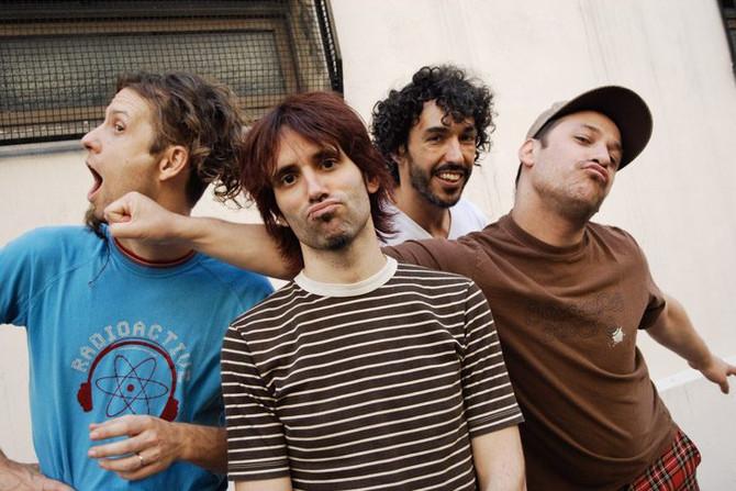 Árbol vuelve a tocar en vivo en Buenos Aires