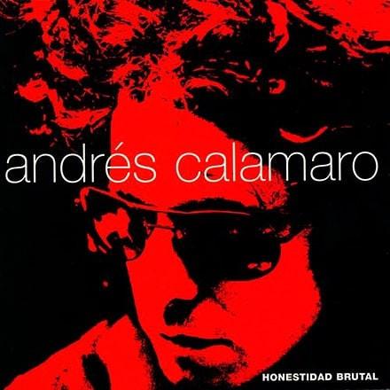 """Hoy hace 22 años se publicaba el disco """"Honestidad Brutal"""" de Andrés Calamaro‼️"""