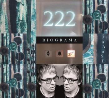 """Juanse presenta su nuevo álbum """"222 BIOGRAMA"""""""