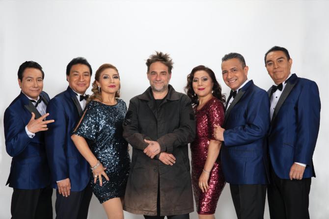 Vicentico se une a Los Ángeles Azules en 'Cómo Te Voy a Olvidar'