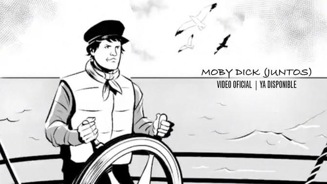 """Mirá el video de """"Moby Dick (Juntos)"""", de Ciro y Los Persas"""