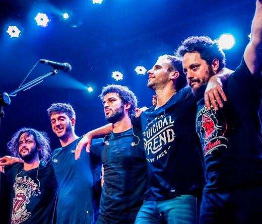 """El Bordo presenta """"El Refugio"""", su séptimo disco de estudio"""