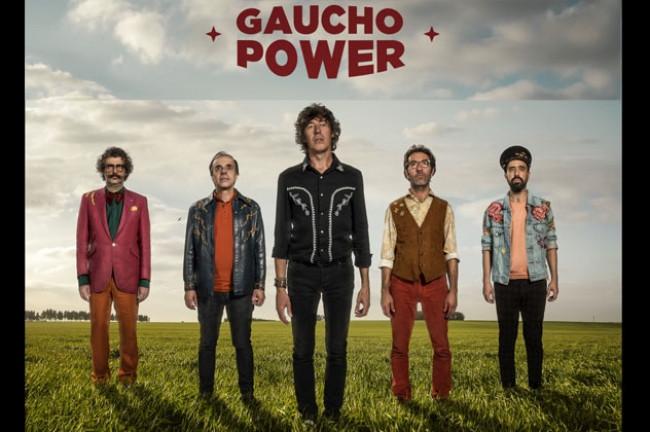 """""""Gaucho Power"""" lo nuevo de El Cuarteto de Nos"""