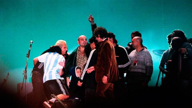 Reviví el historico DVD de El Último Concierto de Soda Stereo