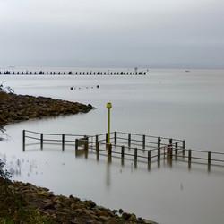 high tide portishead