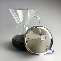 5-Drip-Coffee-Pot-1000ml-Glass-Pot-Reusa