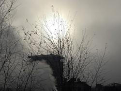 mist over zero degrees