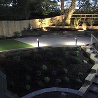 Lighting 5 Tier Garden