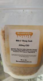 Milk&Honey soak 300 mg CBD