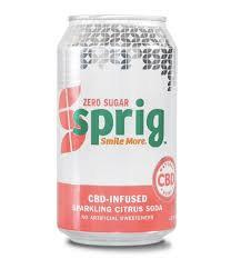 Sprig Soda Citrus (sugar free)