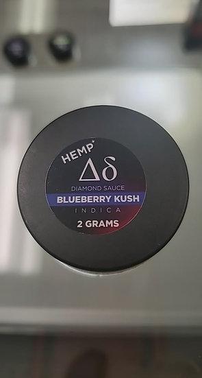 Blueberry Kush Diamond Sauce 2 gram