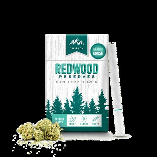 Redwood menthol cigarettes
