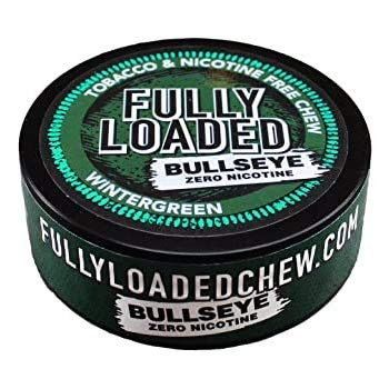 Fully Loaded tobacco and nicotine free Wintergreen