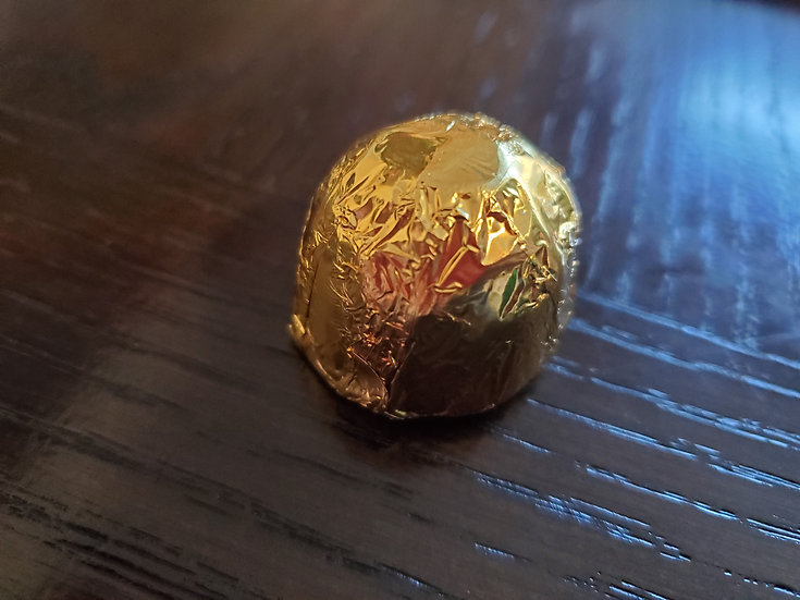 Patsy's Hemp Peanut Butter Chocolate 25 mg