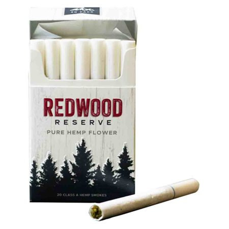 Redwood Hemp cigarettes