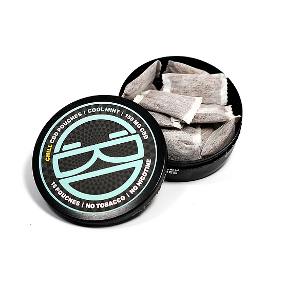 The Chill Mint Chew Pouches