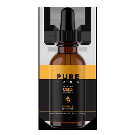 PureKana Citrus Oil 600 mg