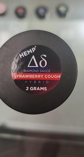 Strawberry cough D8 Diamond Sauce 2 gram