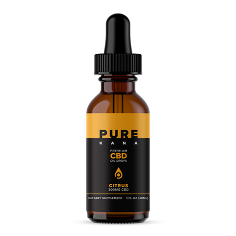 PureKana Citrus Oil 300 mg