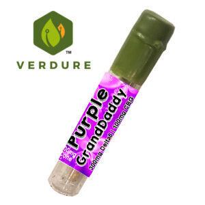 Purple Grandaddy cone