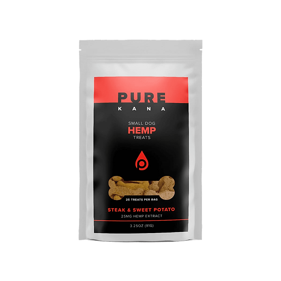 PureKana small dog Beef & Sweet Potato treats