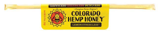 lemon honey stick 15 mg per stick