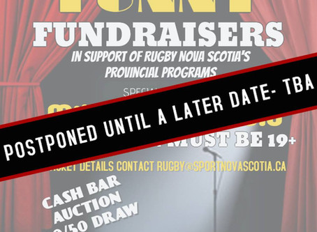 UPDATE: Postponed - A Night of Comedy: Funny Fundraiser