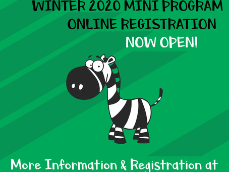 Enfield RFC Winter 2020 Mini Program